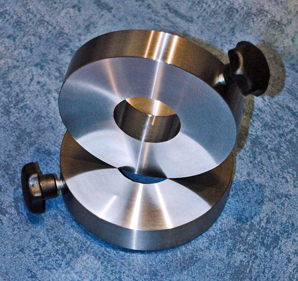 Gegengewichte aus rostfreiem Stahl